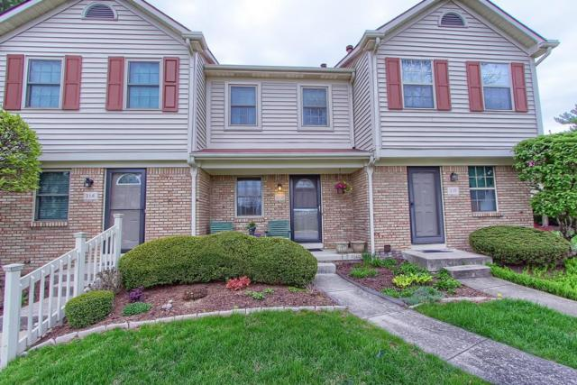 212 Charring Cross Drive S, Westerville, OH 43081 (MLS #219013449) :: The Clark Group @ ERA Real Solutions Realty