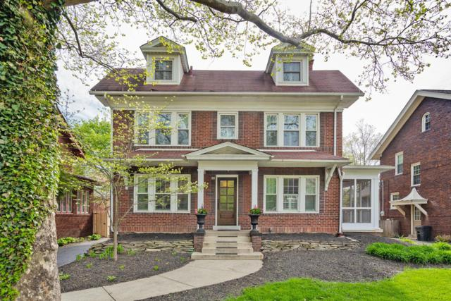 28 Bullitt Park Place, Columbus, OH 43209 (MLS #219013460) :: Berkshire Hathaway HomeServices Crager Tobin Real Estate