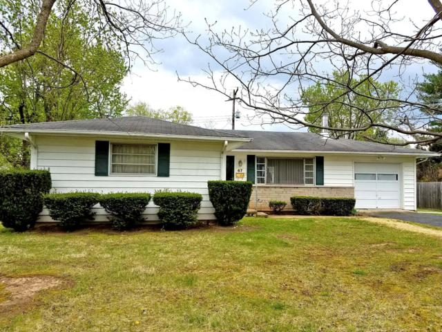 67 Jennings Drive, Canal Winchester, OH 43110 (MLS #219013465) :: The Clark Group @ ERA Real Solutions Realty