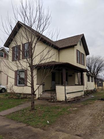 236 Central Avenue, Newark, OH 43055 (MLS #219013485) :: The Clark Group @ ERA Real Solutions Realty