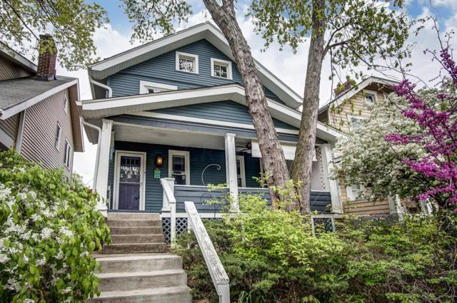 1458 Hamlet Street, Columbus, OH 43201 (MLS #219013487) :: The Clark Group @ ERA Real Solutions Realty