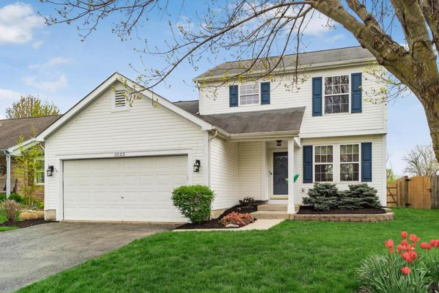 3523 Rosburg Drive, Columbus, OH 43228 (MLS #219013490) :: The Clark Group @ ERA Real Solutions Realty