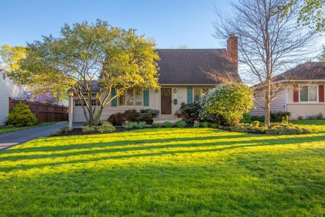 2314 Woodstock Road, Upper Arlington, OH 43221 (MLS #219013507) :: Berkshire Hathaway HomeServices Crager Tobin Real Estate