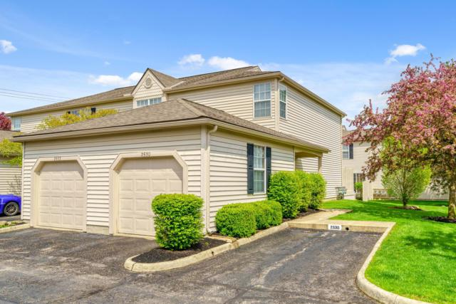 2530 Maxim Lane 38D, Columbus, OH 43235 (MLS #219013703) :: Brenner Property Group | Keller Williams Capital Partners