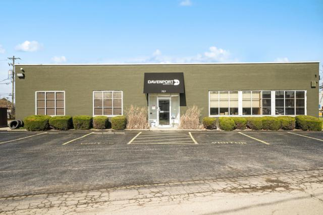 757 Adena Drive, Columbus, OH 43215 (MLS #219013822) :: The Clark Group @ ERA Real Solutions Realty
