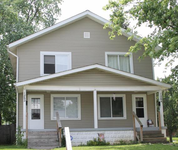 1262 S 22nd Street #4, Columbus, OH 43206 (MLS #219014045) :: Brenner Property Group   Keller Williams Capital Partners