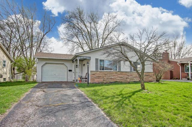 1323 Cranwood Square S, Columbus, OH 43229 (MLS #219014090) :: The Clark Group @ ERA Real Solutions Realty