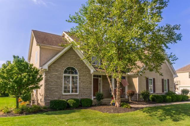 4442 Hunters Bend, Powell, OH 43065 (MLS #219014140) :: Susanne Casey & Associates