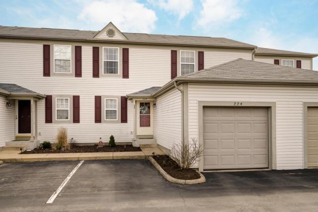 224 Macenroe Drive, Blacklick, OH 43004 (MLS #219014323) :: Brenner Property Group | Keller Williams Capital Partners