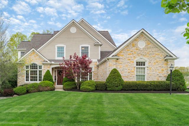 4410 Wyandotte Woods Boulevard, Dublin, OH 43016 (MLS #219014340) :: Berkshire Hathaway HomeServices Crager Tobin Real Estate