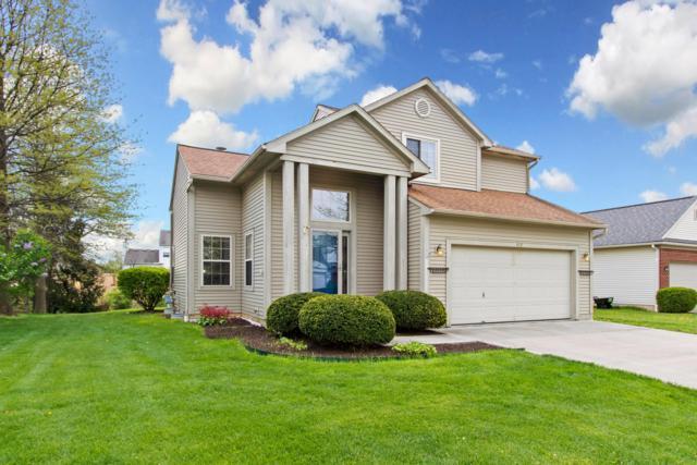 424 Lockmead Drive, Pataskala, OH 43062 (MLS #219014404) :: Berkshire Hathaway HomeServices Crager Tobin Real Estate