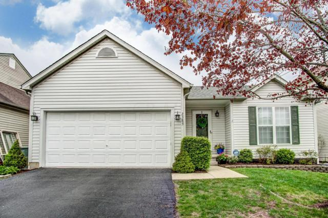 2385 Mills Fall Drive, Hilliard, OH 43026 (MLS #219014444) :: The Clark Group @ ERA Real Solutions Realty