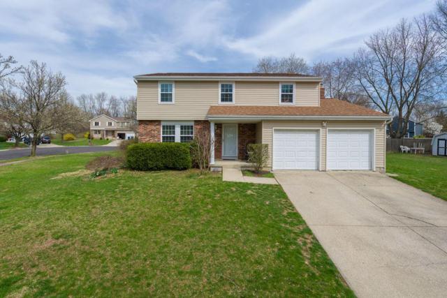 4256 Hanging Rock Court, Columbus, OH 43230 (MLS #219014532) :: Berkshire Hathaway HomeServices Crager Tobin Real Estate