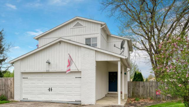 851 Fortunegate Drive, Westerville, OH 43081 (MLS #219014542) :: Berkshire Hathaway HomeServices Crager Tobin Real Estate