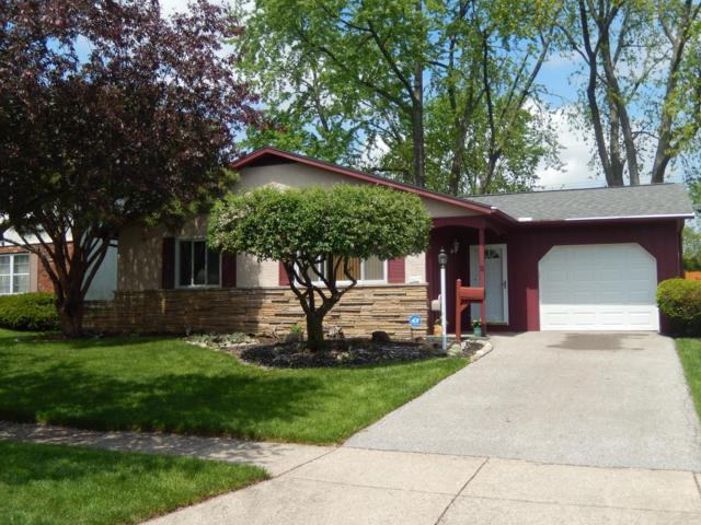 1362 Cardwell Square N, Columbus, OH 43229 (MLS #219014668) :: The Clark Group @ ERA Real Solutions Realty