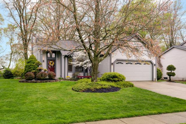 323 Coldwell Drive, Gahanna, OH 43230 (MLS #219014673) :: Berkshire Hathaway HomeServices Crager Tobin Real Estate