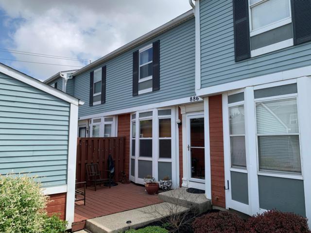886 Annagladys Drive F3, Worthington, OH 43085 (MLS #219014677) :: Brenner Property Group | Keller Williams Capital Partners