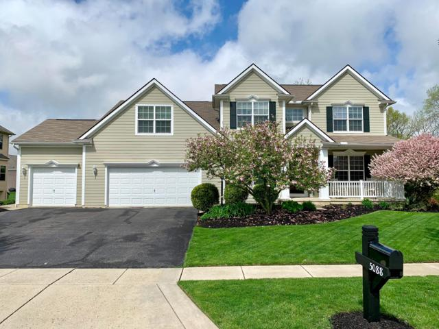 5088 Normandy Drive, Galena, OH 43021 (MLS #219014686) :: Berkshire Hathaway HomeServices Crager Tobin Real Estate