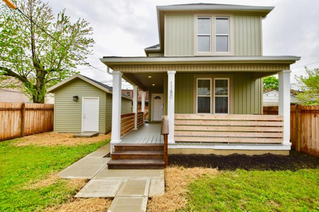 1180 E Rich Street, Columbus, OH 43205 (MLS #219014745) :: RE/MAX ONE