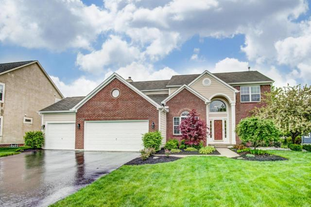 5515 Pensworthy Drive, Dublin, OH 43016 (MLS #219014920) :: Berkshire Hathaway HomeServices Crager Tobin Real Estate