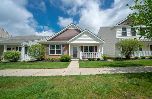 6032 Turnwood Drive, Westerville, OH 43081 (MLS #219015242) :: Berkshire Hathaway HomeServices Crager Tobin Real Estate