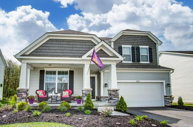 6221 Upper Albany Crossing Drive, Westerville, OH 43081 (MLS #219015340) :: Berkshire Hathaway HomeServices Crager Tobin Real Estate