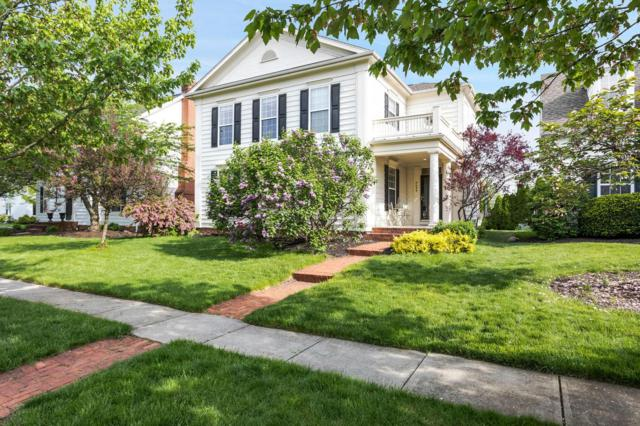 6694 Upper Brook Way, New Albany, OH 43054 (MLS #219015352) :: Berkshire Hathaway HomeServices Crager Tobin Real Estate