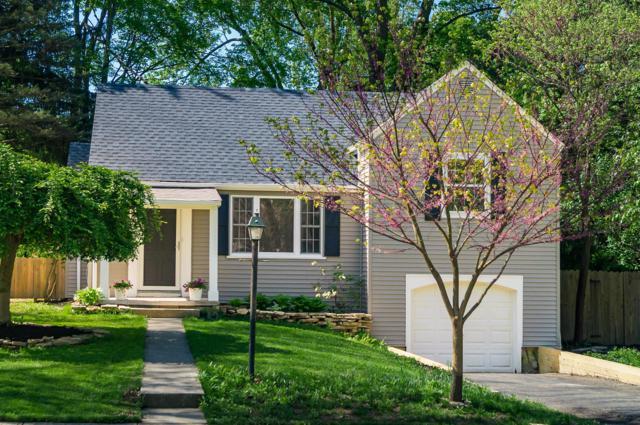 579 Kenbrook Drive, Worthington, OH 43085 (MLS #219015402) :: Berkshire Hathaway HomeServices Crager Tobin Real Estate