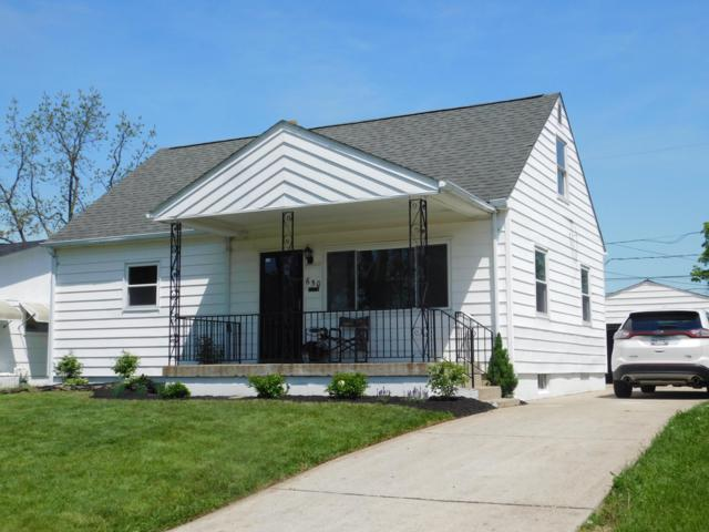 650 Augusta Avenue, Columbus, OH 43228 (MLS #219015413) :: The Clark Group @ ERA Real Solutions Realty