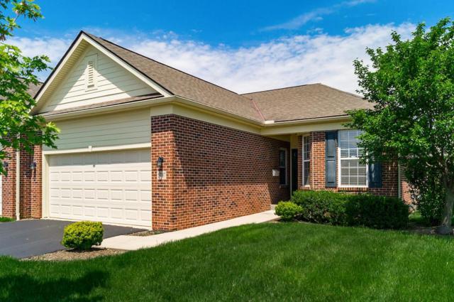 5707 Burke Circle #202, New Albany, OH 43054 (MLS #219015415) :: Brenner Property Group | Keller Williams Capital Partners