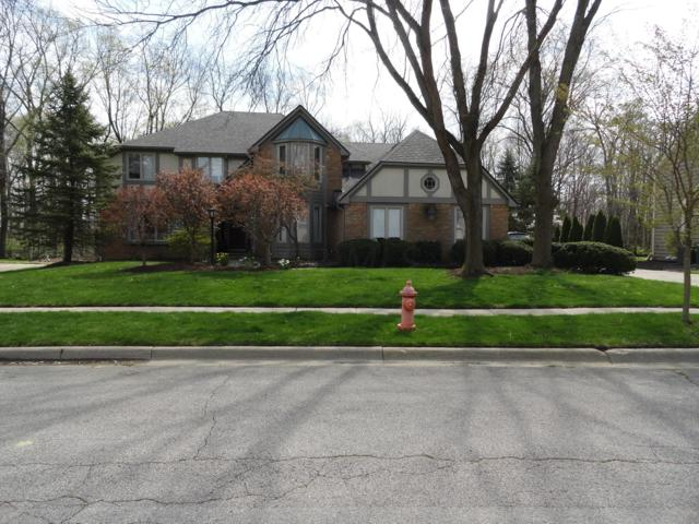 1011 Ravine Ridge Drive, Worthington, OH 43085 (MLS #219015441) :: Keith Sharick   HER Realtors