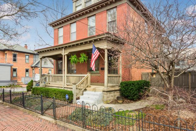 318 E Sycamore Street, Columbus, OH 43206 (MLS #219015468) :: Brenner Property Group | Keller Williams Capital Partners