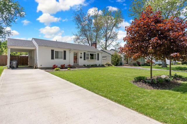 2419 Nottingham Road, Upper Arlington, OH 43221 (MLS #219015473) :: Berkshire Hathaway HomeServices Crager Tobin Real Estate