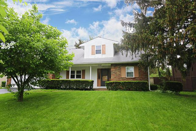 1748 Alpine Drive, Columbus, OH 43229 (MLS #219015503) :: Berkshire Hathaway HomeServices Crager Tobin Real Estate