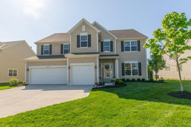 4115 Hickory Rock Drive, Powell, OH 43065 (MLS #219015521) :: Huston Home Team