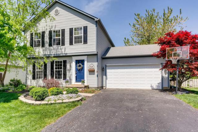 644 Wynstone Drive, Lewis Center, OH 43035 (MLS #219015604) :: Brenner Property Group | Keller Williams Capital Partners
