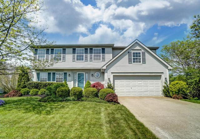 5888 Collier Hill Drive, Hilliard, OH 43026 (MLS #219015610) :: The Clark Group @ ERA Real Solutions Realty