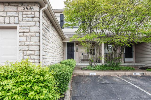 2546 Maxim Lane 37B, Columbus, OH 43235 (MLS #219015638) :: Brenner Property Group | Keller Williams Capital Partners
