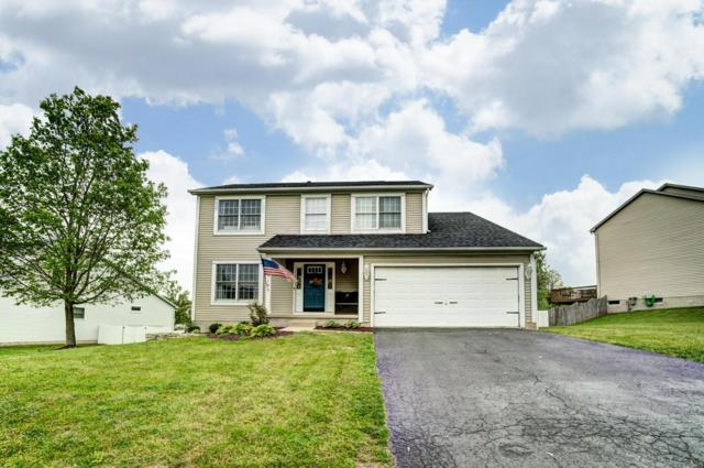 1519 Early Spring Drive, Lancaster, OH 43130 (MLS #219015729) :: Huston Home Team