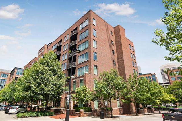 250 Daniel Burnham Square #302, Columbus, OH 43215 (MLS #219015755) :: Keller Williams Excel