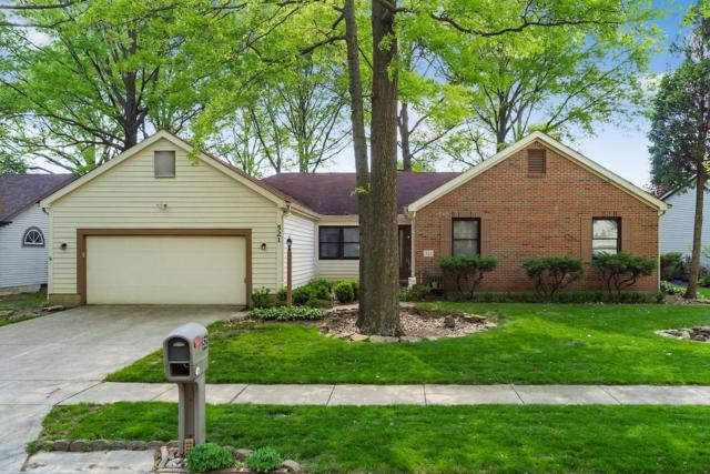 521 Waring Way, Columbus, OH 43213 (MLS #219015778) :: Brenner Property Group | Keller Williams Capital Partners
