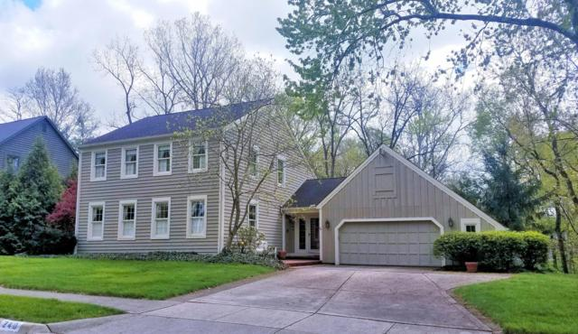 240 Greenbrier Court, Worthington, OH 43085 (MLS #219015836) :: The Clark Group @ ERA Real Solutions Realty