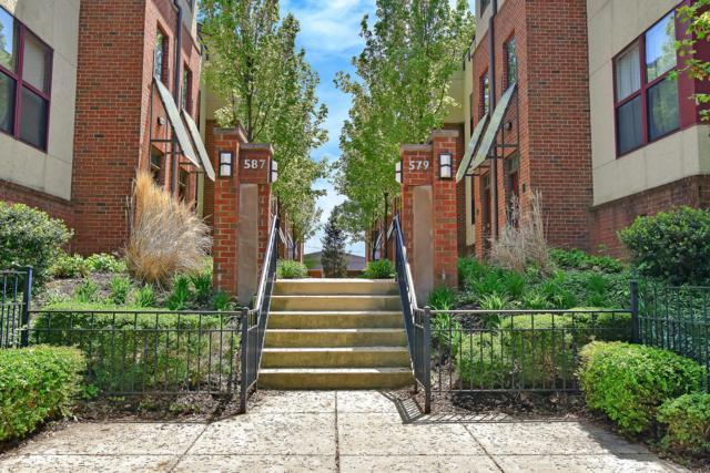 587 E Rich Street #102, Columbus, OH 43215 (MLS #219015896) :: Signature Real Estate