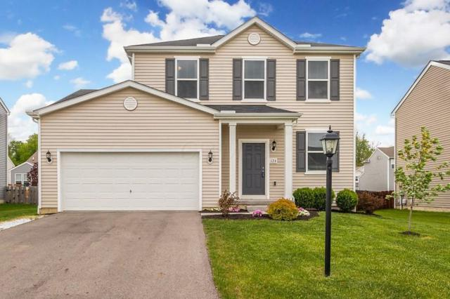 124 Halcyon Drive, Etna, OH 43062 (MLS #219015908) :: Signature Real Estate