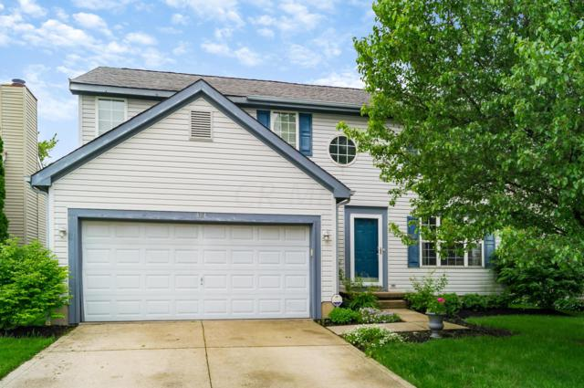 484 Tourmaline Drive, Blacklick, OH 43004 (MLS #219015934) :: Signature Real Estate