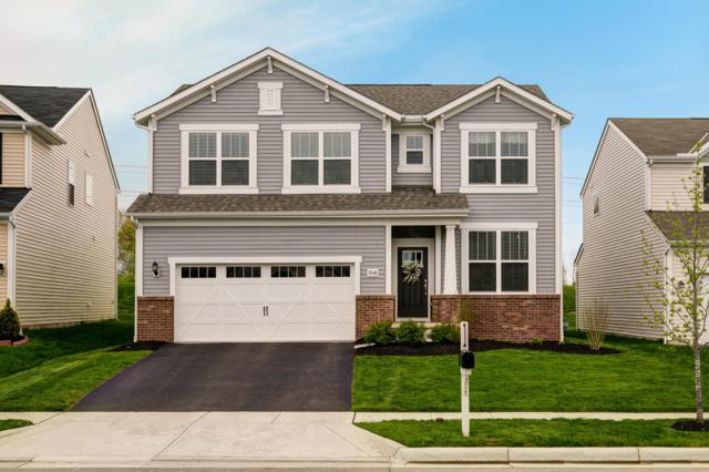 9048 Ellrod Way, Lewis Center, OH 43035 (MLS #219016001) :: The Clark Group @ ERA Real Solutions Realty