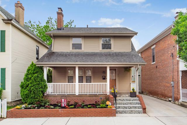 377 Siebert Street, Columbus, OH 43206 (MLS #219016080) :: RE/MAX ONE