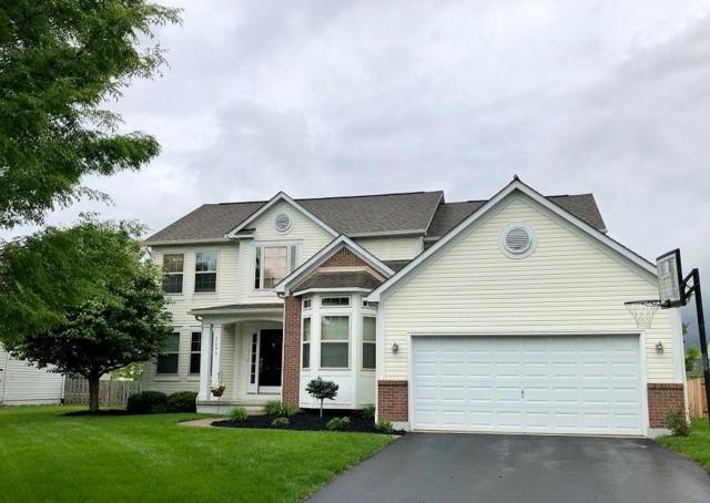 2693 Prairie Grass Drive, Lancaster, OH 43130 (MLS #219016201) :: The Clark Group @ ERA Real Solutions Realty