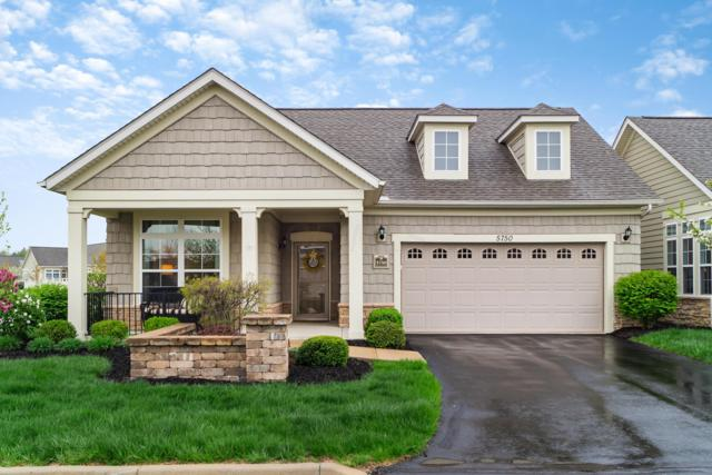 5750 Timber Top Drive, Hilliard, OH 43026 (MLS #219016239) :: Berkshire Hathaway HomeServices Crager Tobin Real Estate