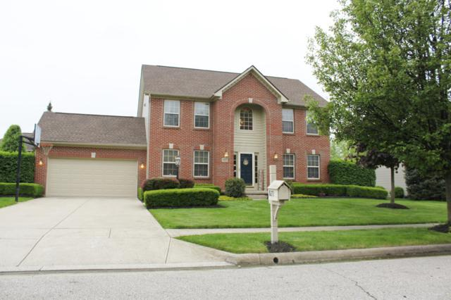 8271 Chateau Lane, Westerville, OH 43082 (MLS #219016268) :: The Clark Group @ ERA Real Solutions Realty
